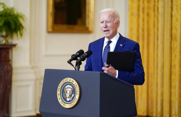 'Determined to support India in COVID fight, ensure supply of vaccine raw materials': Biden to Modi
