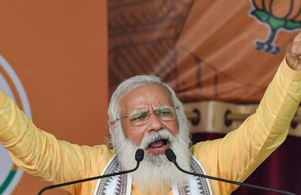 'Didi now looking for place outside Bengal': Modi hits back at TMC's 2024 Varanasi 'challenge'