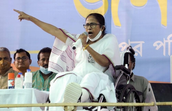 EC notice to West Bengal CM Mamata Banerjee for allegedly violating model code