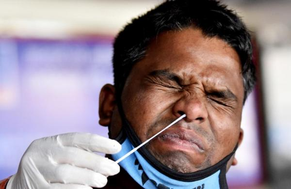Eight states witness steep rise in COVIDcases, account for 81.42 per cent of single-day infections