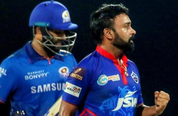 Especially enjoyed dismissing Rohit Sharma and Kieron Pollard: Delhi Capitals spinner Amit Mishra