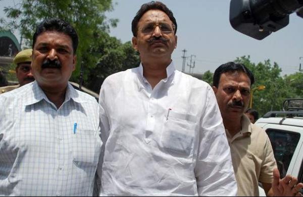 Gangster-turned-politician Mukhtar Ansari brought back to Banda jail from Punjab prison