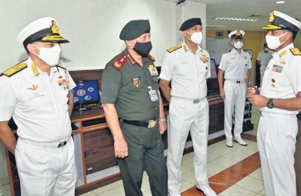 General Bipin Rawat reviewsProject Seabird workin Karwar