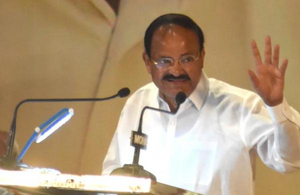 Governments should think beyond loan waivers, farmers need support in form of infra, power supply: VP Venkaiah Naidu