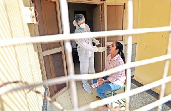 Gujarat records 5,469 new COVID-19 cases, a single-day high
