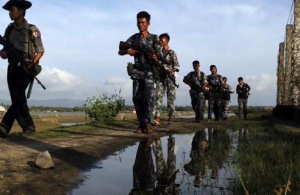HAL denies having business links with Myanmar's military