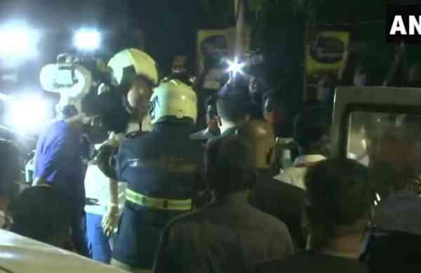 Hospital fire: Won't arrest mall administrator, saysMumbai police