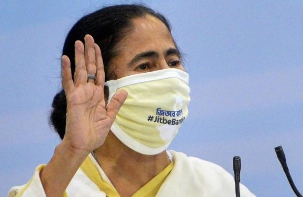 I will win Bengal with one leg and Delhi with two: Mamata Banerjee
