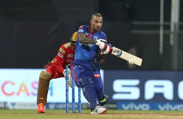 IPL 2021: Batting second at Wankhede easier because of dew, says Shikhar Dhawan