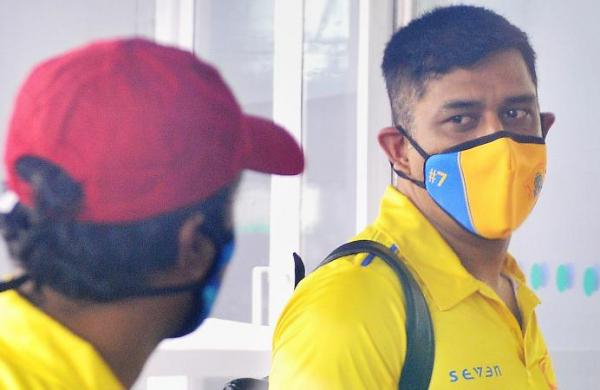IPL 2021: It's raining sixes at CSK nets as skipper MS Dhoni looks in ominous touch