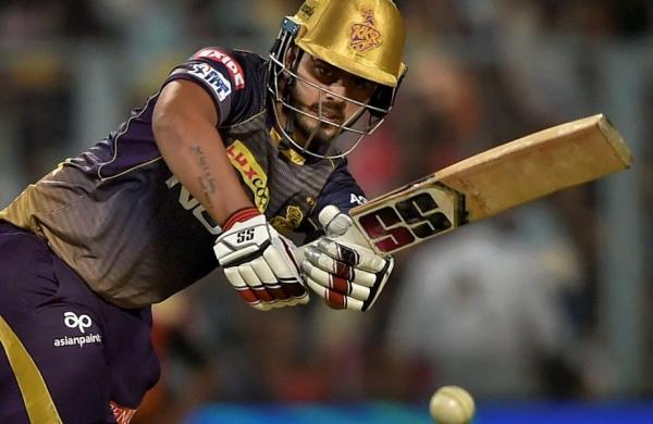 IPL 2021: KKR batsman Nitish Rana tests negative for COVID-19 after testing positive on March 22