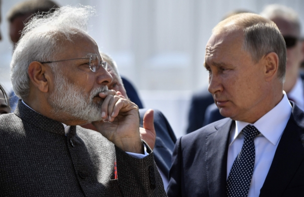 India, Russia to establish a '2+2 ministerial dialogue' between foreign, defence ministers