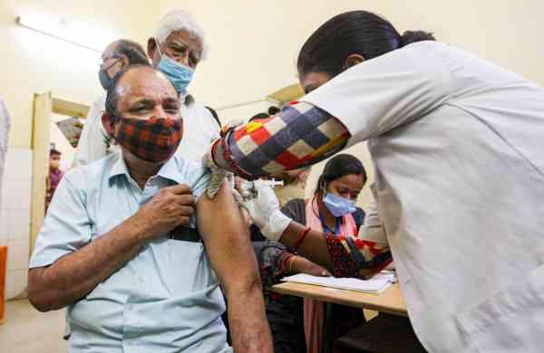India's cumulative COVID-19 vaccination coverage near 8-crore mark