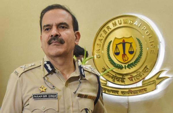 Inspector submits corruption complaint against former Mumbai top copParam Bir Singh