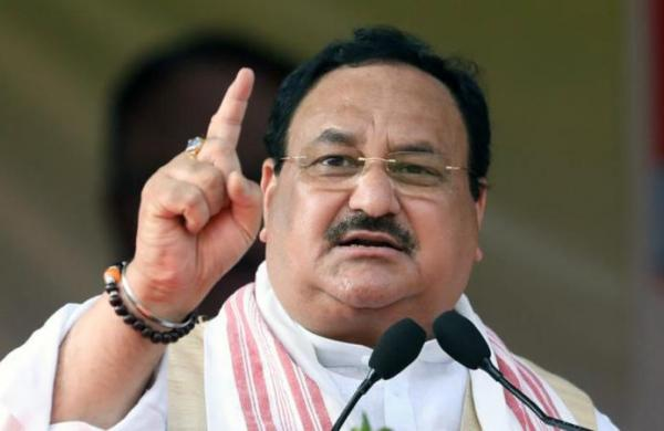 It is Congress' history to spread communalismby collaborating with communal parties: Nadda at Assam