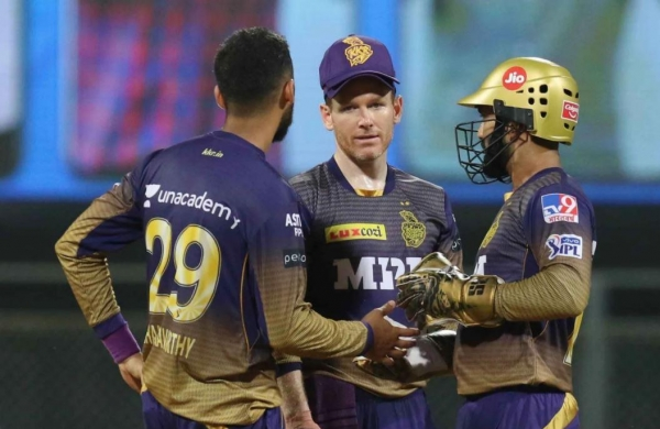 KKR skipper Eoin Morgan fined Rs 12 lakh for maintaining slow over-rate
