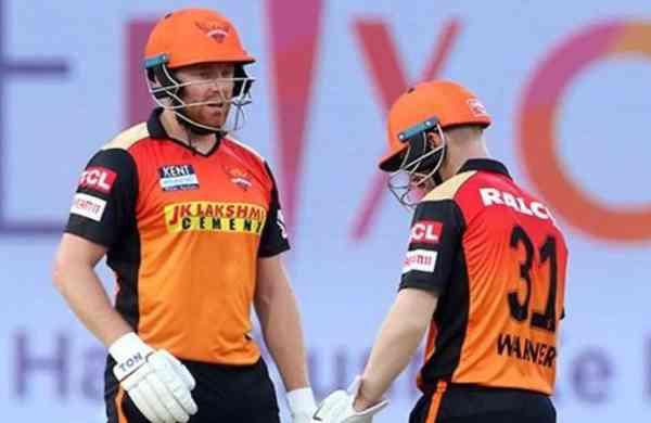 Khaleel Ahmed, Jonny Bairstow shine as Sunrisers Hyderabad outclass Punjab Kings by nine wickets