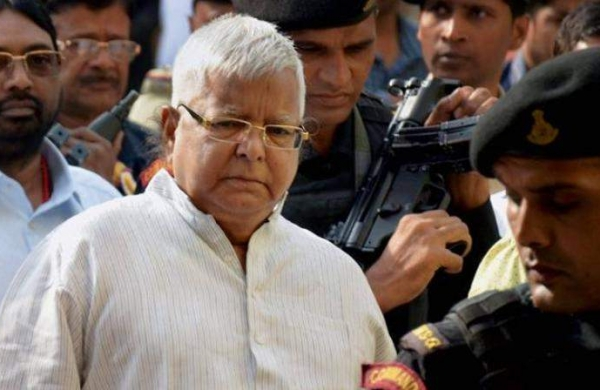 Lalu set free after completion of bail formalities; but will stay in AIIMS Delhi for treatment