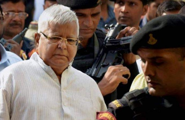 Lalu's release from jail delayed aslawyers not attending courts work due to COVID surge