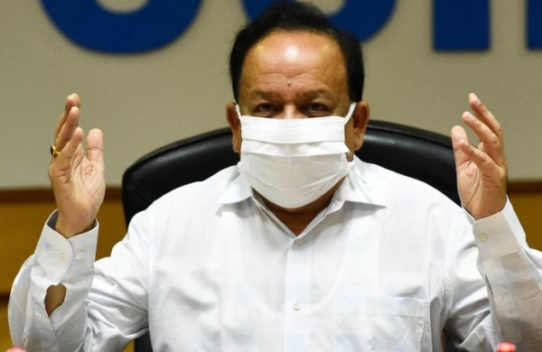 Lowest COVID mortality rates in world but each death painful, says Health Minister HarshVardhan
