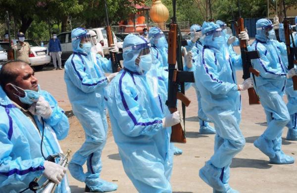 Madhya Pradesh loses 42 cops to COVID-19in April 2021