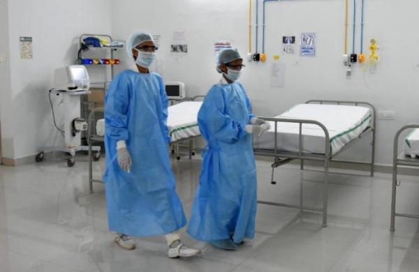 Madhya Pradeshto raise bed capacity in hospitals as Covid-19 cases surge