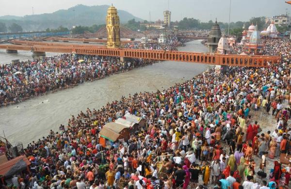 Mahakumbh 2021 begins in Haridwar with Covid guidelines