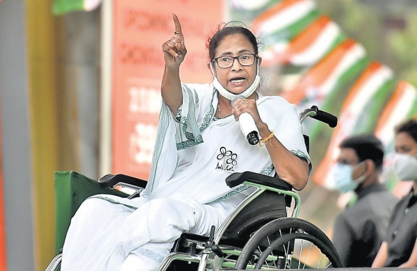 Mamata Banerjee alleges Amit Shah trying to incite violence in West Bengal