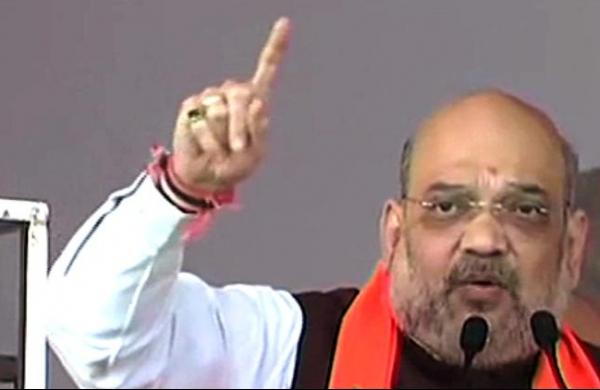 Mamata government runs on 3T model of 'Tolabaji, Tanashahi, Tushtikaran': Amit Shah