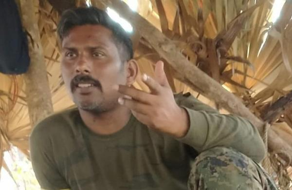 Maoists in Chhattisgarh release image of abducted CoBRA commando