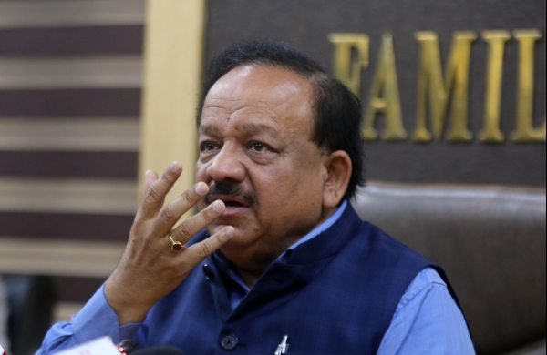 'New policy meant to accelerate drive, allows flexibility to states': Harsh Vardhan on Covid-19 vaccine pricing