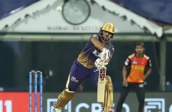 Nitish, Rahulhalf-centuries take Kolkata to 187 for 6 against Hyderabad