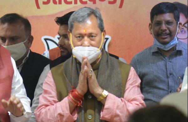 No comparison between Markaz, Kumbh: Uttarakhand Chief Minister