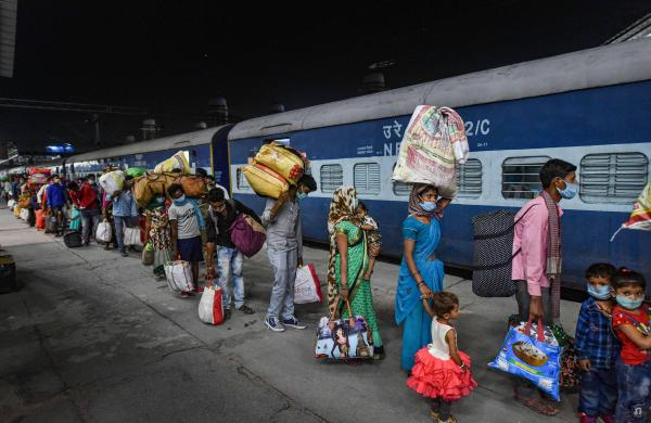 No mask on our premises will attract Rs 500 fine: Southern Railway