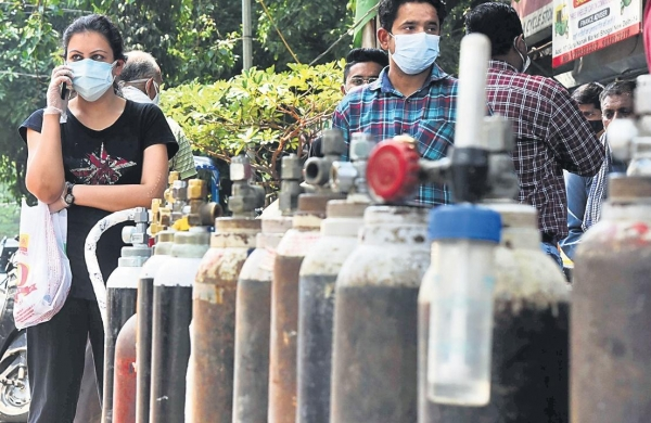 'Oxygen in any country cannot be unlimited, measures being taken': Centre to SC