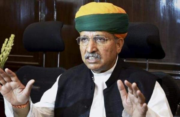 Oxygen shortage: Rajasthan govt levelling false allegations against Centre, says Meghwal