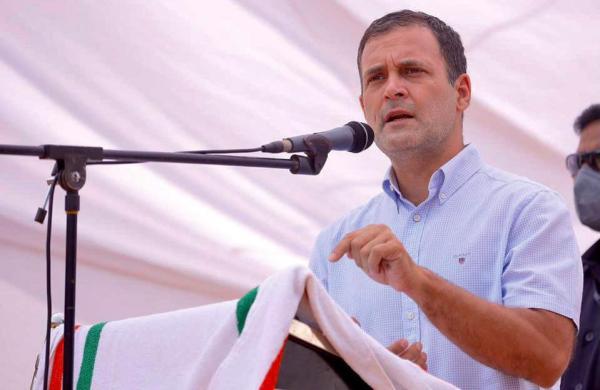 Rahul Gandhi attacks govt on Rafale jet deal