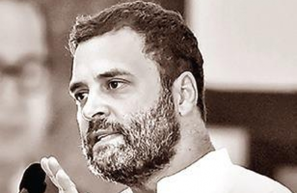 Rahul Gandhi targets Centre over issue of insurance cover for health workers