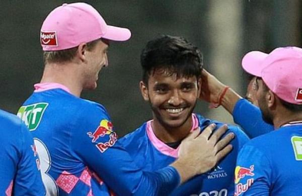 Rajasthan Royals pacer Chetan Sakariya: From struggling to meet cricket expenses to IPL stardom