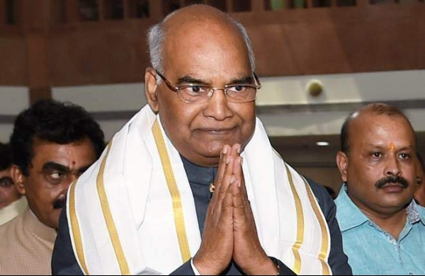 'Recovering well after bypass surgery':President Kovind shares health update