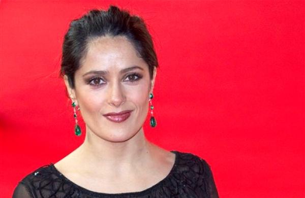 Salma Hayek joins cast of Ridley Scott's 'House of Gucci'
