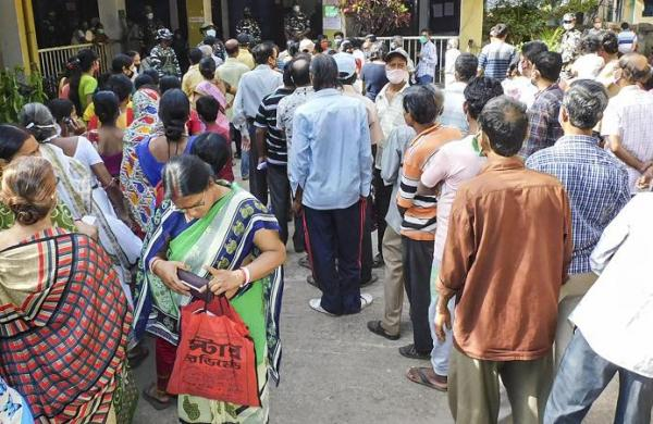 Second phase polls: 80.53 per cent turnout in Bengal, 73.03 per cent in Assam