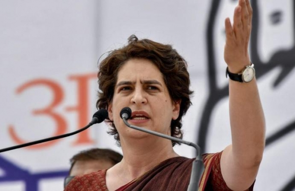 Serious re-evaluation of use of EVMs needs to be done by all parties: Priyanka