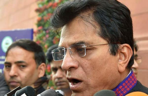 Shiv Sena leader Ravindra Waikar, wife Manisha file defamation suits against ex-BJP MP Kirit Somaiya