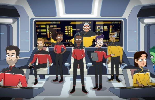 'Star Trek: Lower Decks' renewed for Season 3