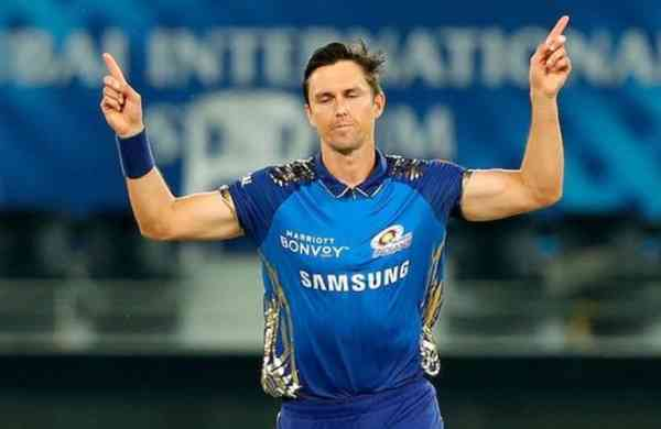 Strength of Mumbai Indians is to fight till the end, bowlers looking to adapt to the dew: Trent Boult
