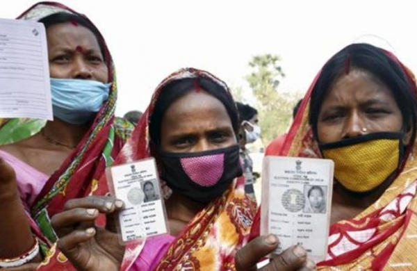 Turnout 75.02 per cent in seventh phase of Bengal elections, polling by and large peaceful