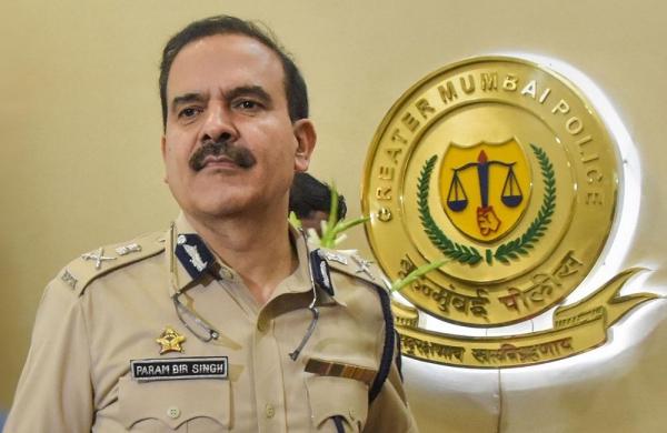 Uddhav government orders inquiry against former Mumbai top cop Param Bir Singh