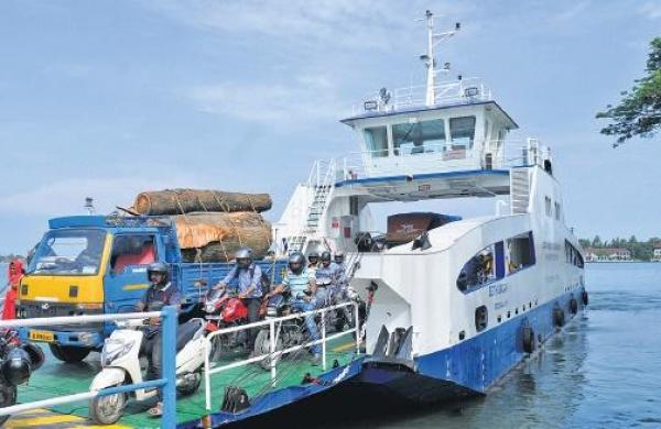 Water taxis, ROPAX ferries to be part of Mumbai's public tansport soon