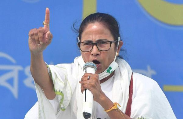 West Bengal polls: Mamata says AIMIM, ISF paid by BJP todivide Hindus and Muslims